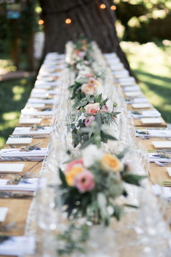 Amanda & Mike - Intimate Backyard Wedding - Morning Light Photography