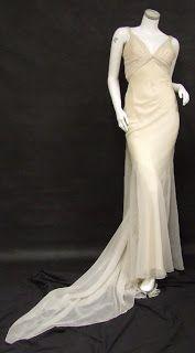 .História da Moda.: Década de 1930