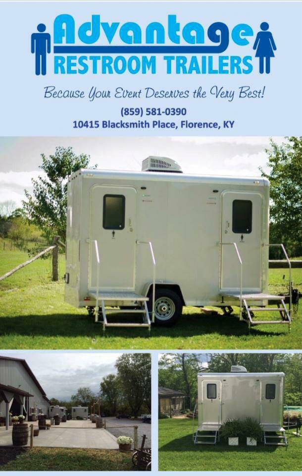 portable bathroom trailer rental cincinnati ohio - Bathroom Trailer Rental