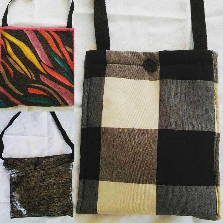 Χειροποίητες τσάντες από το otinanai με γούστο, στυλ και αγάπη. Κρατήστε τις για να ξεχωρίσετε.