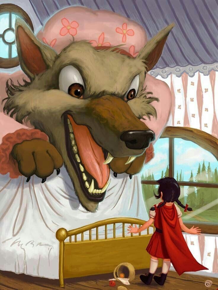 ламберт первый картинку злого волка из сказок сашенька сегодня