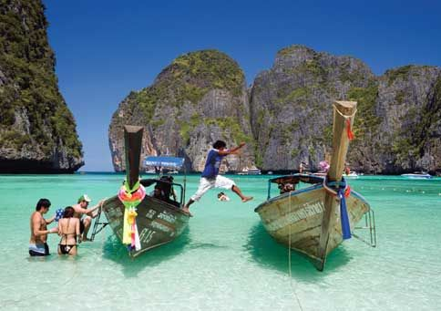 Thailand: Buckets Lists, Phi Phi Islands, Southern Thailand, Discover Thailand, Thailand Vacations, Phuket Thailand, Gap Years, Amazing Thailand, Thailand Beaches