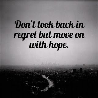 Moving On Quotes | Quotes about Life – 278 Don't look back in regret but move on with ...