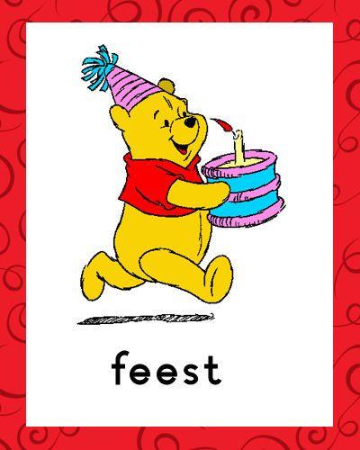 Pooh - feest