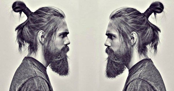 4 REASONS WHY BEARDED FACES ARE BETTER THAN NAKED FACES