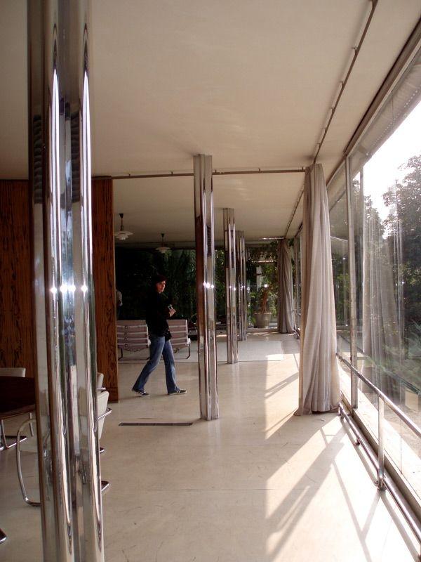 Villa Tugendhat - interier