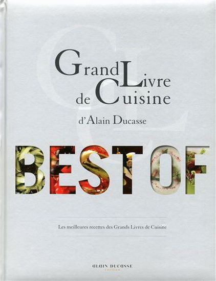 47 best images about chef alain ducasse french on for Livre cuisine ducasse
