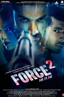 Force 2 (2016) Hindi Movie Online in HD - Einthusan John Abraham, Sonakshi Sinha, Tahir Raj Bhasin Directed by Abhinay Deo Music by Prasad Sashle 2016 [UA] ENGLISH SUBTITLE