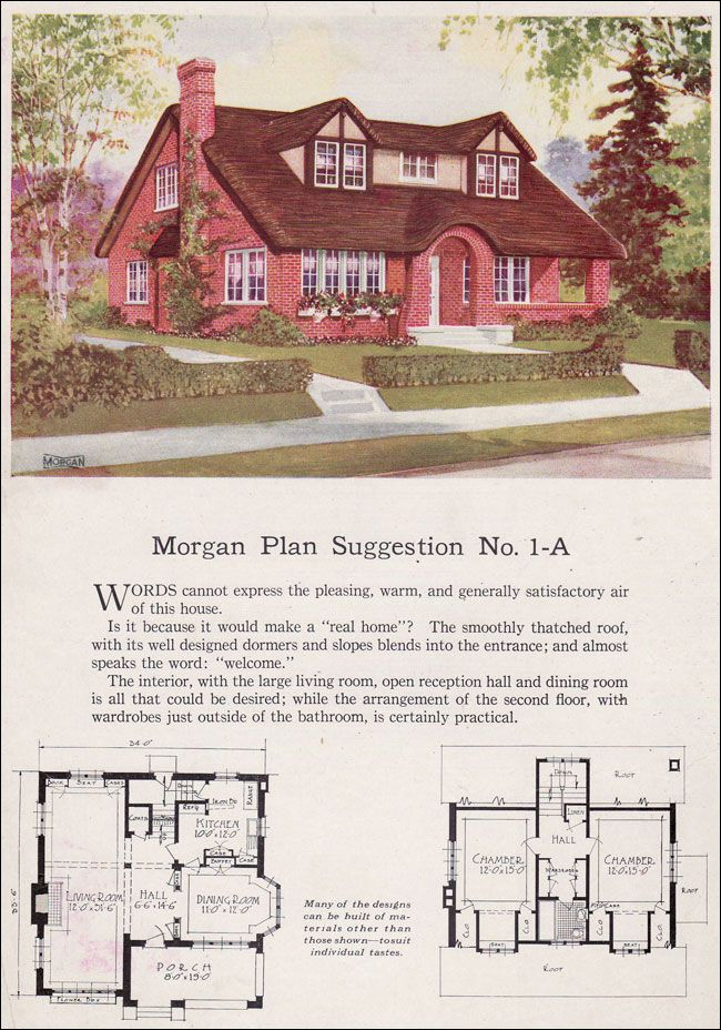 221 best craftsman 1920s images on pinterest craftsman for Story book house plans