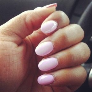 Diffe Nail Shapes Guide Fashion Pinterest Nails Acrylic And Art
