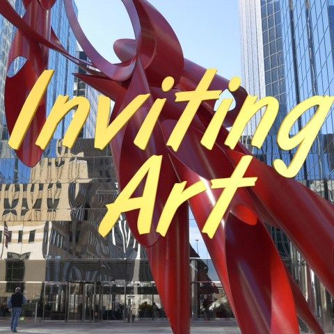 Presented by Downtown OKC Inc, Inviting Art is a feature-length documentary that discusses Oklahoma City's art scene.