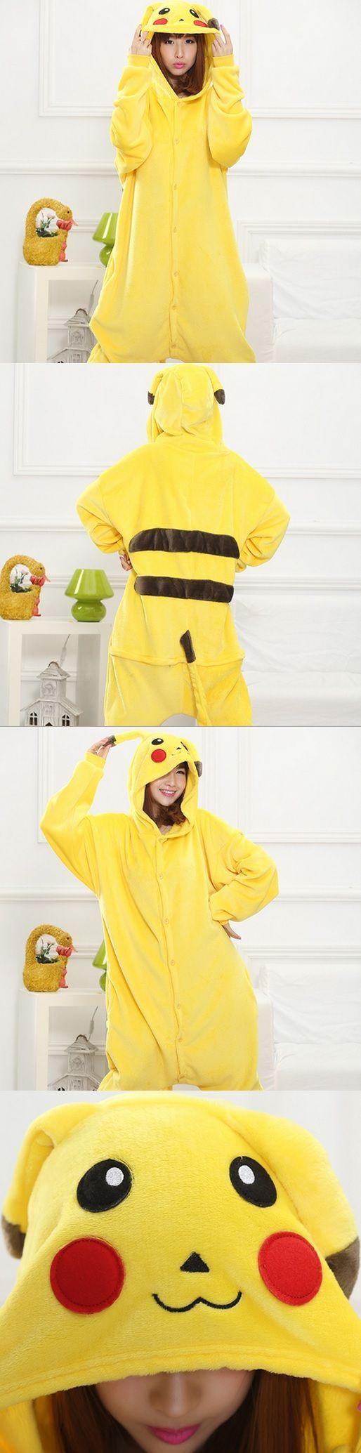 Pijama enterizo pikachu estilo coreano... I NEED ITTTT