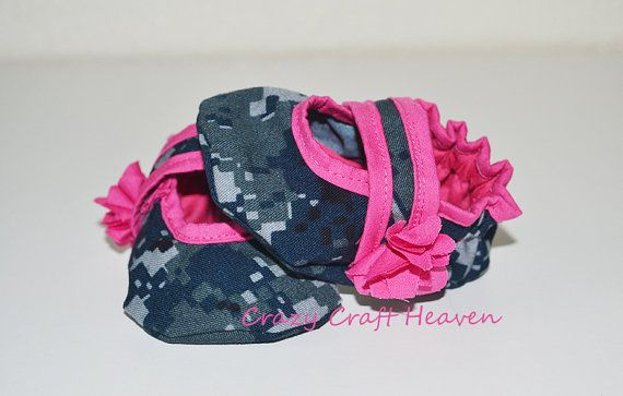 Military Baby Shoes, Navy nwu, us navy, baby sailor via Etsy