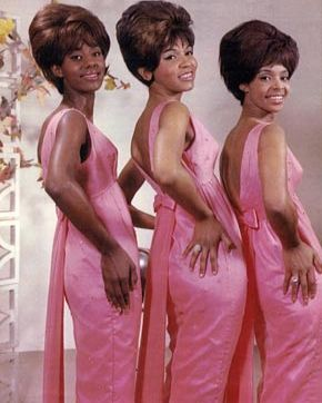 The Velvettes.  He Was Really Sayin Somethin. 1964.