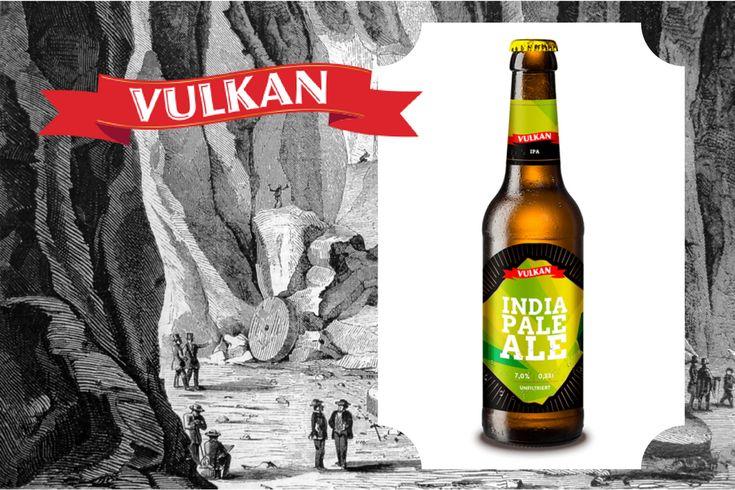 Die Vulkan Brauerei in Mendig hat sich längst zu einem Geheimtipp für gutes Craft Beer entwickelt. Nicht umsonst hat sie mit  ihrem Bourbon Barrel Doppelbock den Meiningers International Craft Beer Award 2017 abgeräumt. Ebenfalls preisverdächtig ist das Vulkan India Pale Ale, das wir gerne für euch probieren.