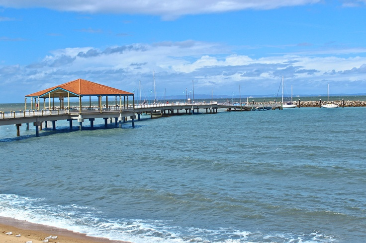 Redcliffe Jetty is a popular fishing spot. This is where 'fishing tours' could be set up within the event programme or water activities such as canoeing.