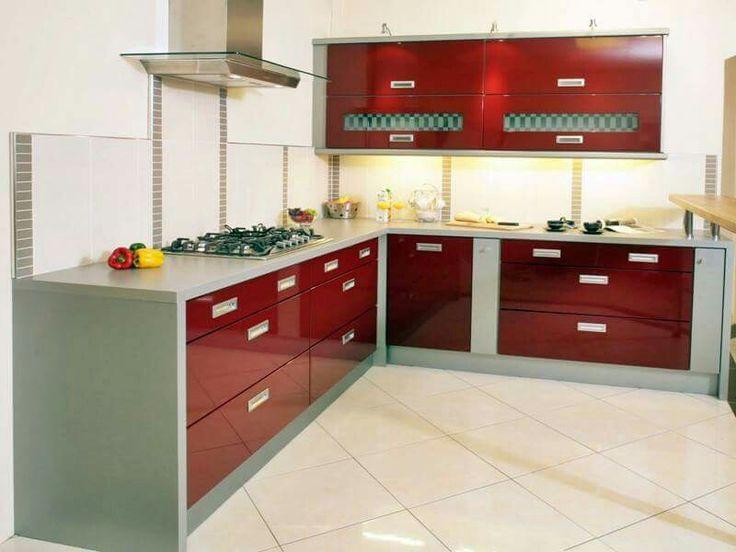 Mejores 89 imágenes de cocina en Pinterest | Almacenaje de cocina ...