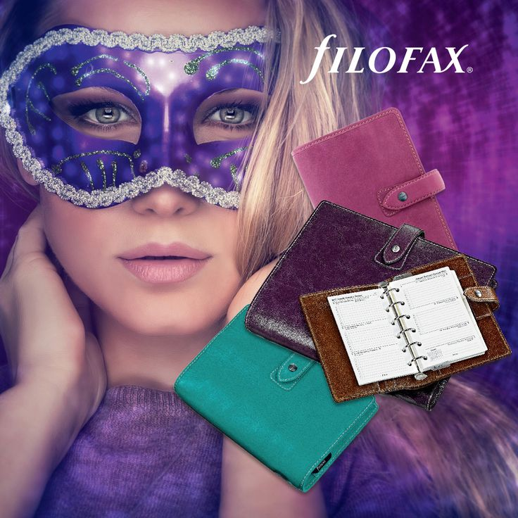 Filofax Malden Collection 2016