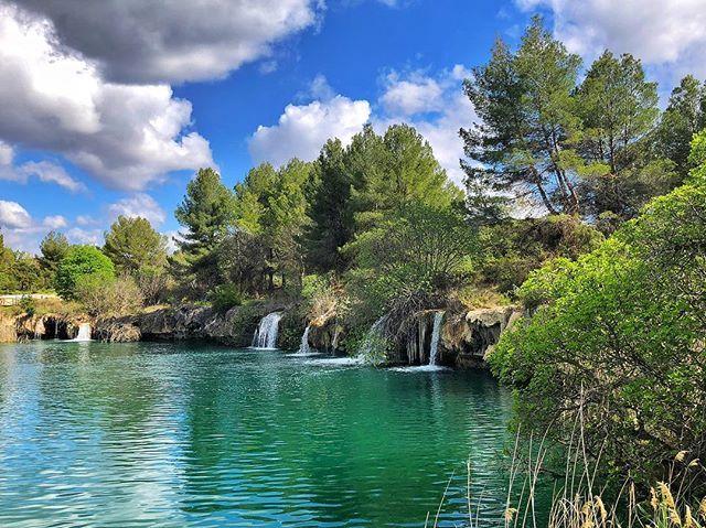 Cascadas En La Mancha Ruideratreasures Bsevillanom Mobile Photography Outdoor Photography