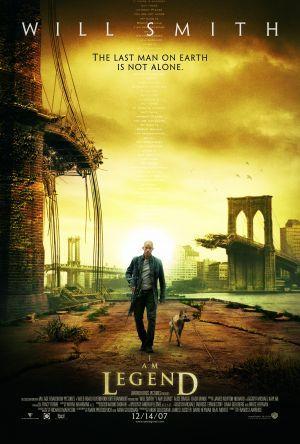 I Am Legend (2007). Will Smith. Sci-fi   Apocalypse   Thriller.