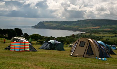 Guardian top 10 UK campsites
