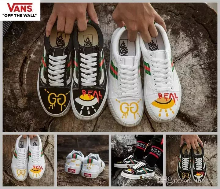 Comfortable dansko shoes are your best choice for 2017 hot vans x guchi classic skateboard diy graffiti shoes women mens old skool fashion brand designer casual canvas sneakers 36-44, thomes provides the fashionable new indoor soccer shoes and classical models of oxford shoes. #skateboardingwomen