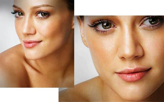 hilary duff makeup tutorial - photo #16