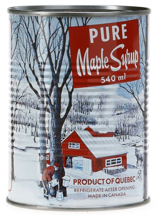 Quebec Maple Syrup - the best!