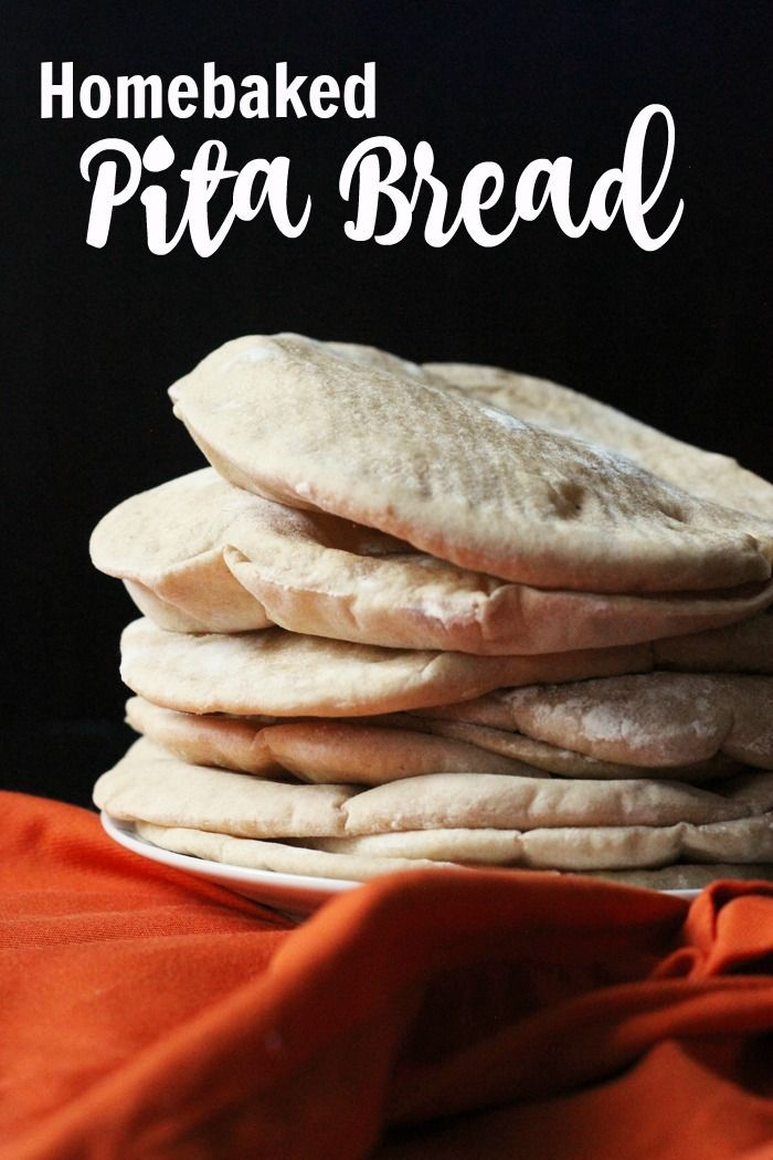 Homebaked Pita Bread | Good Cheap Eats - Pita Bread will take on a whole new identity when you bake it yourself. Print off this recipes for Homebaked Pita Bread and bake someone happy.