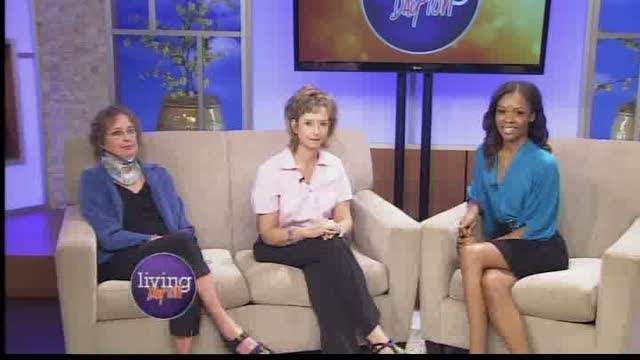 Members of the Ohio Chapter talk about scleroderma and the upcoming walk in Dayton
