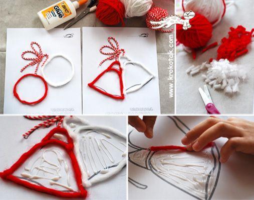 Картичка за баба Марта: Ideas For, Bulgarian Tradition Baba, Art, Pre-School, Kids Crafts, Tradition Baba Marta, Church Christmas, Kids Church