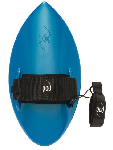 POD Handboards - Solid polypropylene construction is lightweight, durable and buoyant.
