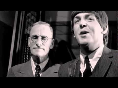 The Beatles - I Should Have Known Better [HQ].  From the movie A Hard Day's Night.  The early Beatles in great form.  Fun and entertaining.