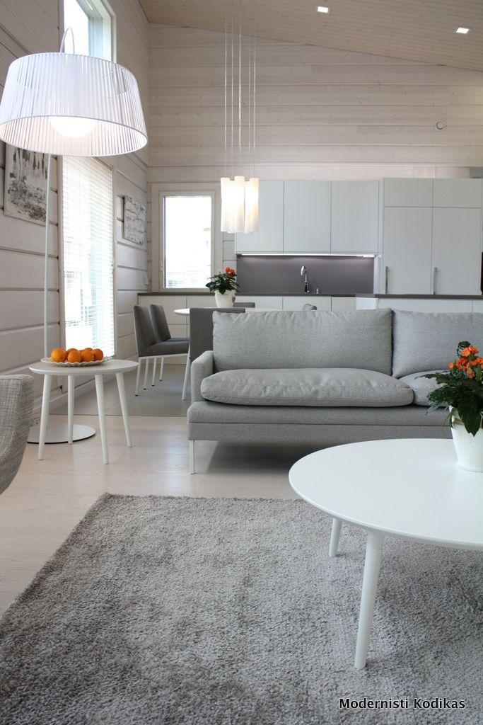Modernisti Kodikas: Asuntomessut 2014: Kontion kaupunkihirsikoti