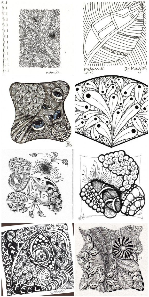 zentangles on flickr: Doodles Art, Zentangle Doodles Drawings, Zentangle Recipes, Quilts Blocks, Clip Art, Zentangle Artists, Art Zentangle, Zentangle Doodles, Zentangle Inspiration