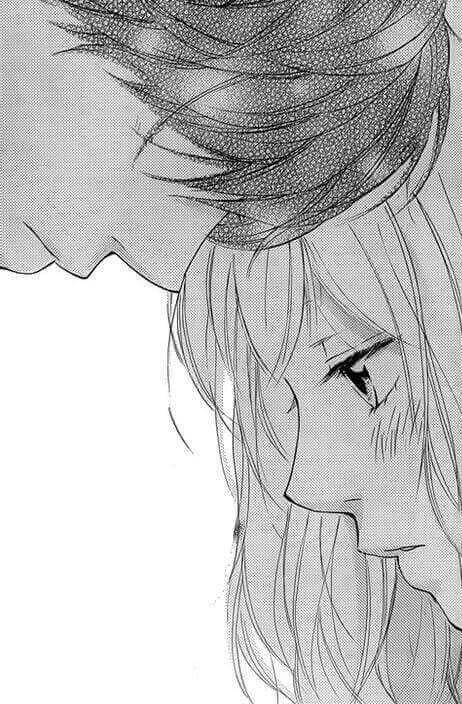 Les 25 meilleures id es de la cat gorie couple manga sur pinterest couples anime amour manga - Dessin manga couple ...