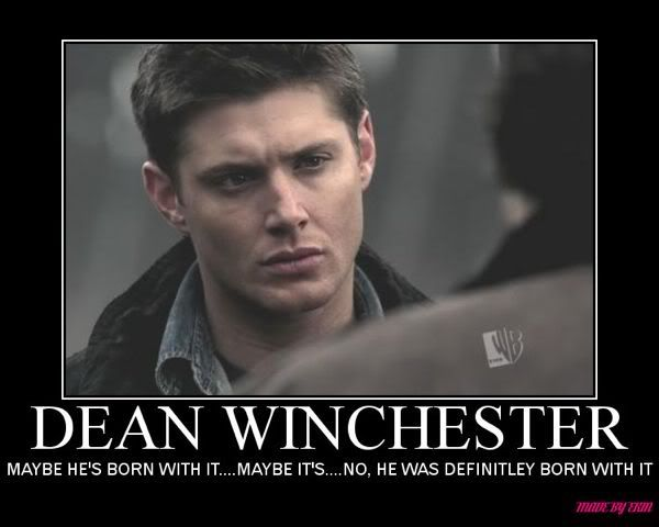 Dean Winchester's Car | Jensen Ackles Thunk Thread - Page 556