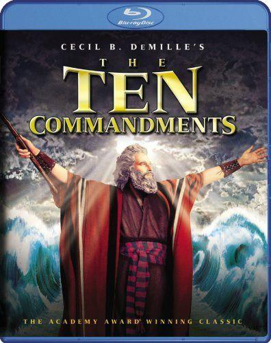 *THE TEN COMMANDMENTS