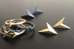 Move Forward rings and studs