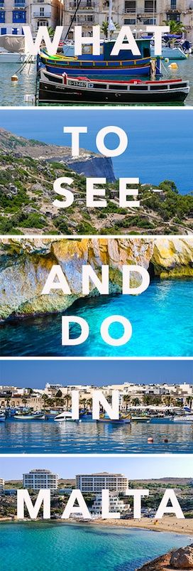 What to see in Malta - a comprehensive guide for spending a week in Malta! Read on for plenty of great suggestions. What to see in Malta | Malta | Short stays in Malta | Things to see and do in Malta | Malta itinerary #Malta #visitmalta #shortbreaks