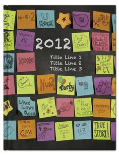Yearbook Covers on Pinterest | Yearbook Spreads, Yearbook Theme ...