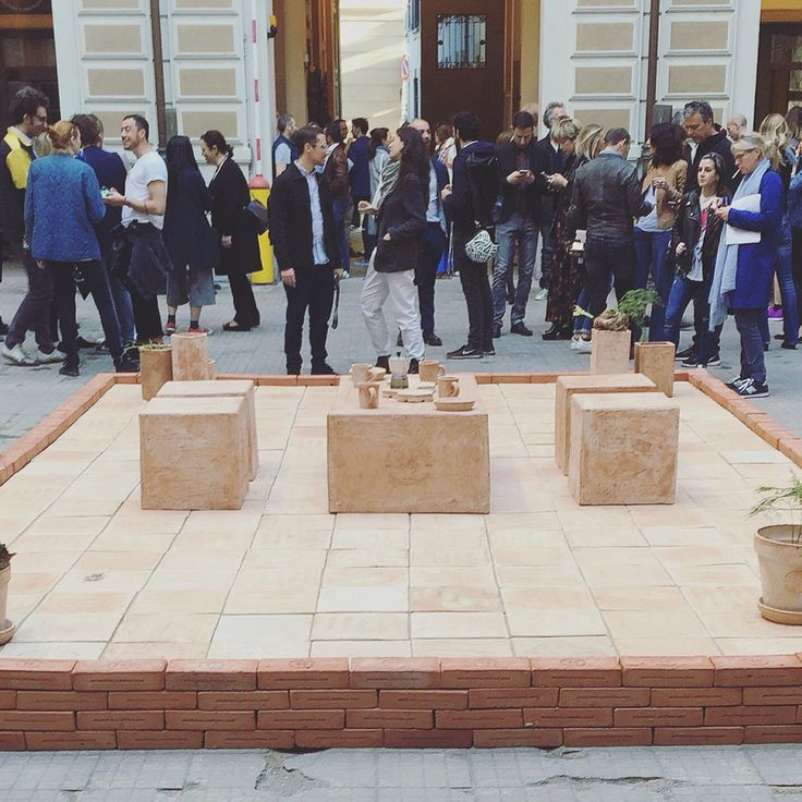 Bits of my #fuorisalone2016 at #MDW Milan Design Week! Best Event is #theshitevolution