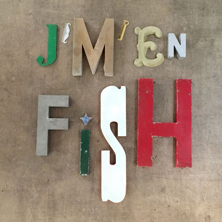J'm'en FISH... By Kidimo ! Jour de poisson un mercredi... 1er avril ! #Kidimo#kids#poissondavril#blagues#funny#joke#fish#lettresvintage#lettresvintages#letters#lettreenseignes#lettresdenseignes#enseignes#lol#enfants#aprilfool#paris#parisian#parisianer#rigolo#aprilfoolsday