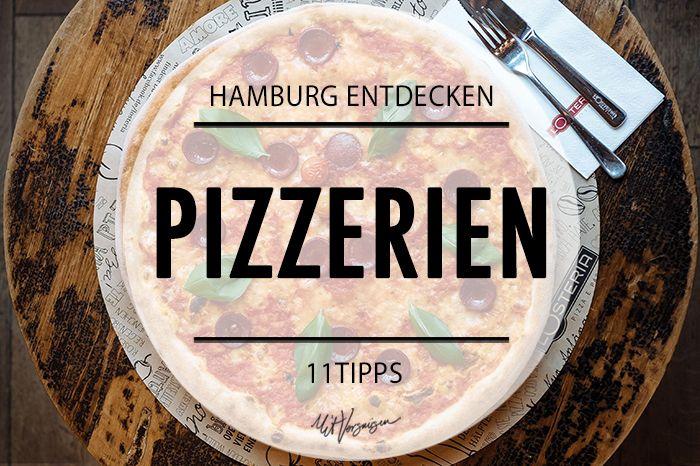 11 gute Pizzerien in Hamburg
