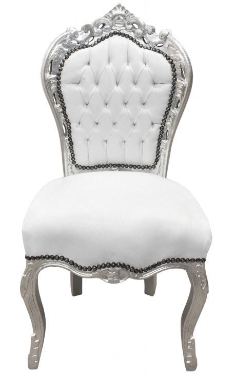 Best 25 rococo chair ideas on pinterest for Chaise de style baroque