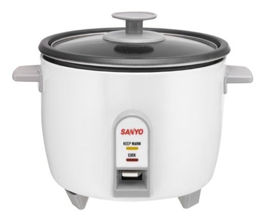 Sanyo Rice Cooker & Vegetable Steamer | Free Shipping