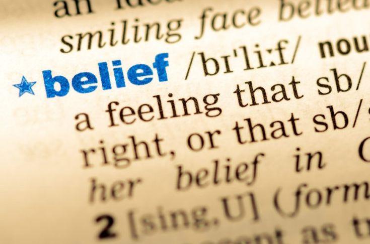 Inilah proses bagaimana belief system terbentuk, yang akhirnya memperngaruhi sukses dan gagalnya seseorang.