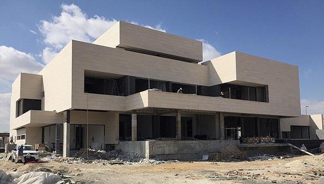 Kh Villa Architecture Architecturelovers Abudhabi Architecture