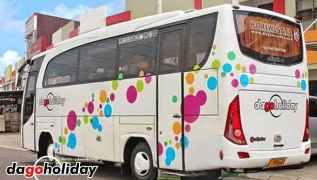 Sewa Bus Pariwisata di Bandung Termurah