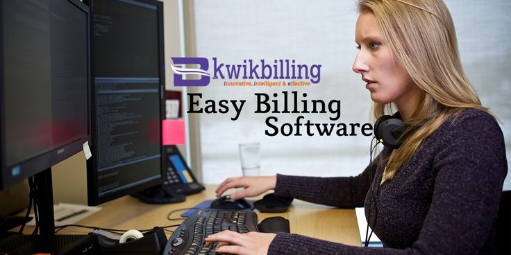 Do your customers feel tired of the traditional time-consuming and lax billing? Use KwikBilling interactive, fastest and #Easy #Billing #Software to accelerate the process and develop customer service remarkably - https://goo.gl/JvsBDl